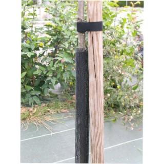 Manchon anti-rongeurs coloris noir H 55x10 cm 466114