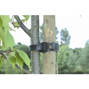 Collier arbre coloris noir 55 cm 466118
