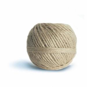 Pelote ficelle naturelle jute - 200 gr / 150m 466519