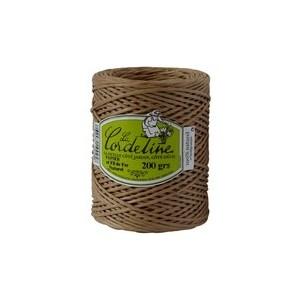 Lien d'attache papier + fil de fer - 200 gr / 100 m 466545