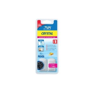 Recharge Filtre aquarium API Rena Crystal taille size 1 x2 467957