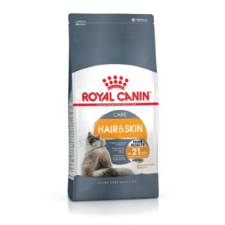 Croquette 10kg chat hair and skin Royal Canin 474278