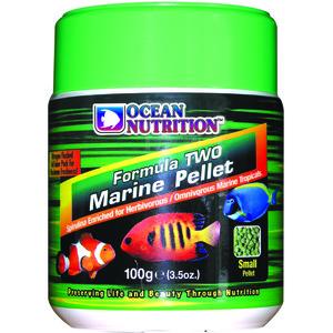 Granulés Formula Two Mini pour poissons - 100g 476529