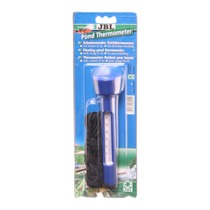 Thermomètre Pond bleu 481103