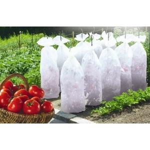 Gaine de croissance pour tomates coloris blanc 0,60x10 m 482214