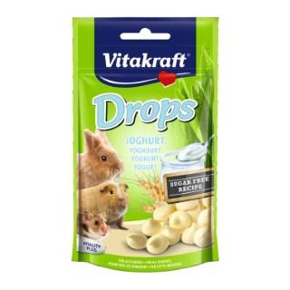Drops yaourt lapins nains Vitakraft 75g 483523