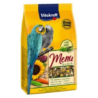 Menu Premium Perroquets 3kg au miel - Vitakraft 493512