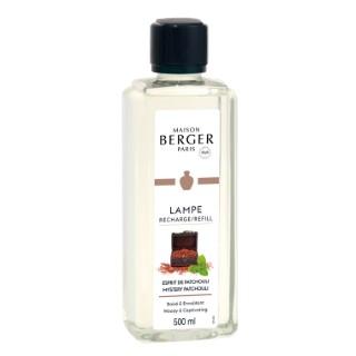 Parfum Esprit de patchouli pour Lampe Berger 500 ml 49506