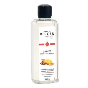 Parfum Orange de cannelle pour Lampe Berger 500 ml 49509