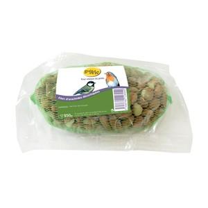 Filet d''arachides décortiquées pour oiseaux 250 g 495431