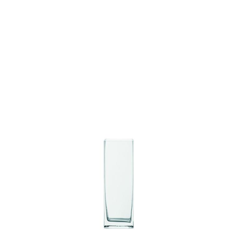 Vase carré verre 10x10x30 cm 438760