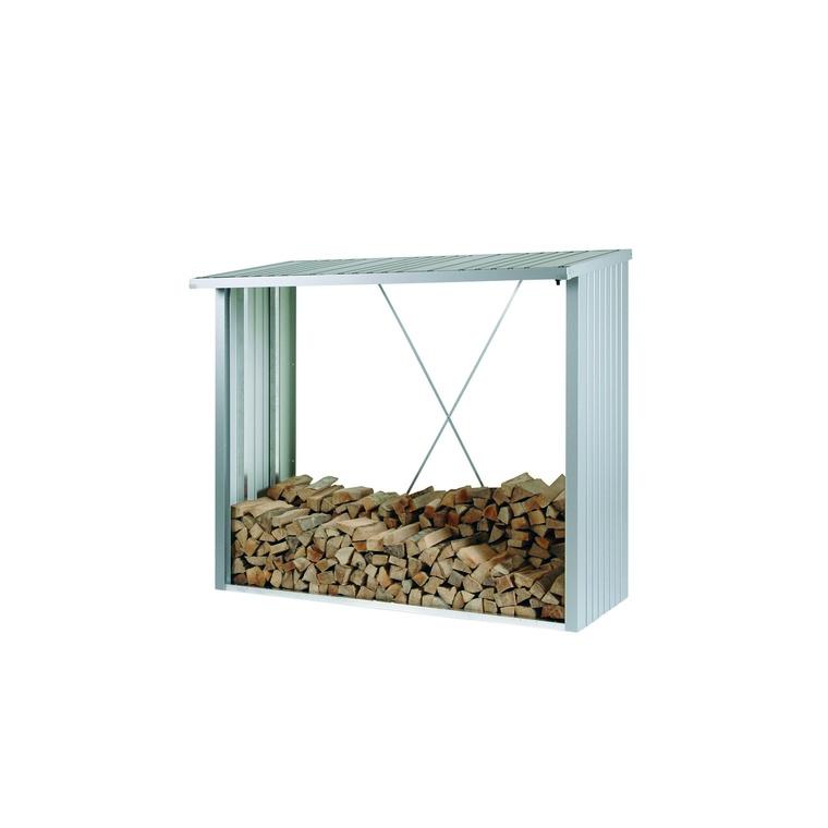 WoodStock 230 argent métallique 229x102x199 cm 400357