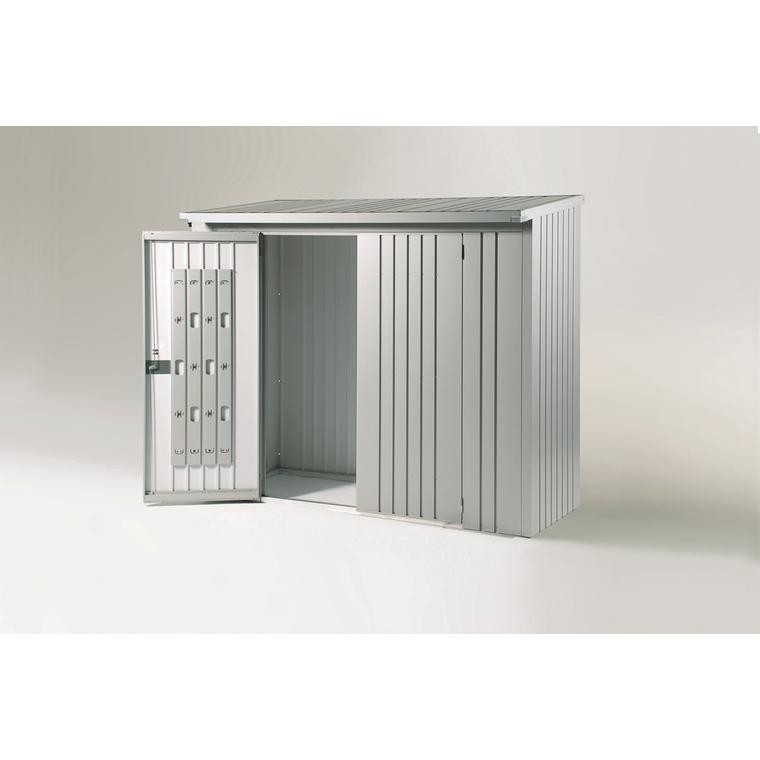 Kit de portes pour WS 150 argent métallique 400365