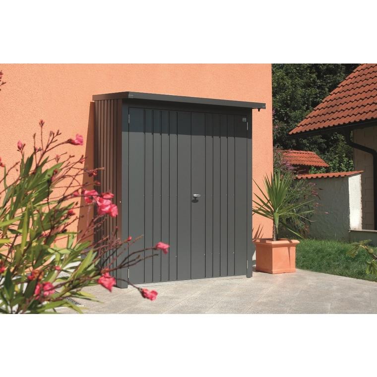 Kit de portes pour WS 150 gris foncé métallique 400366