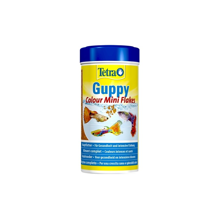 Tetra Guppy Coulour 250 ml 975409