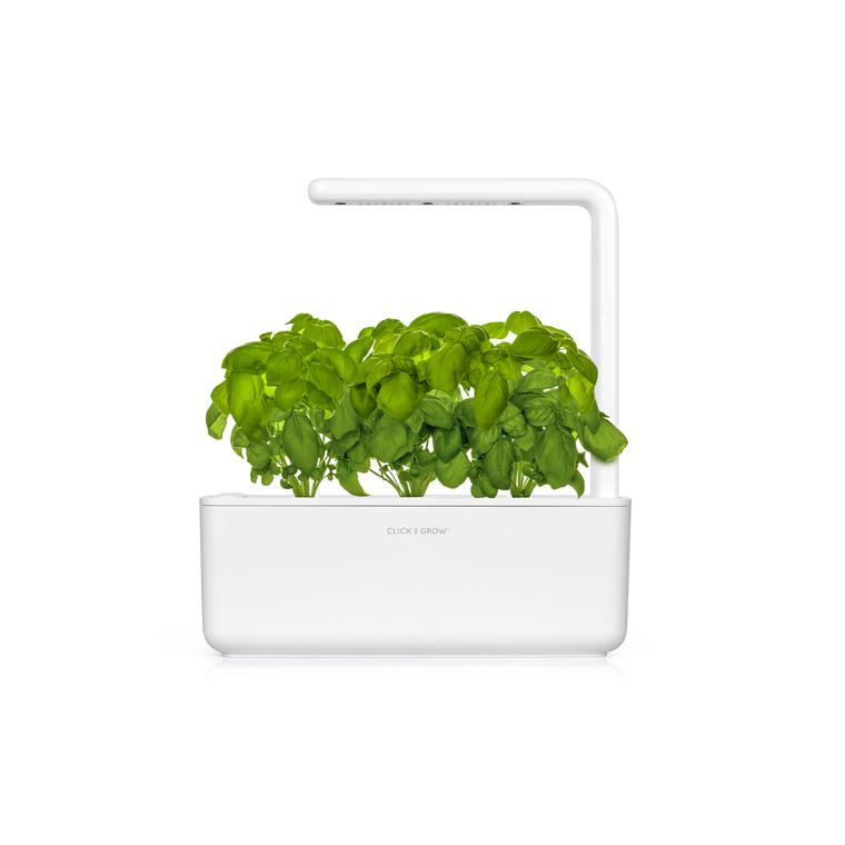 Potager d'intérieur smart garden 3 blanc L30xP12xH20 cm 402415