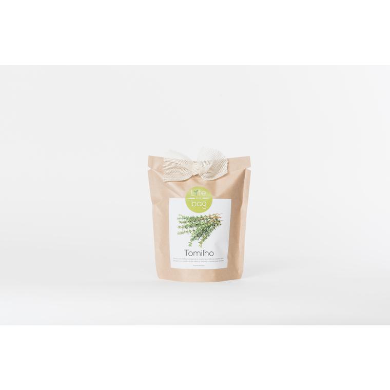 Grow bag de thym bio 300 g 402427