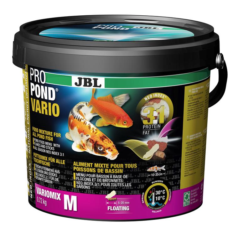 Nourriture ProPond mixte pour poissons de taille moyenne 5,5 L 402460