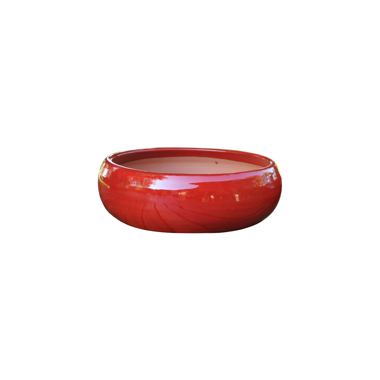 Coupe rouge gamme plume Ø 20 cm 402593