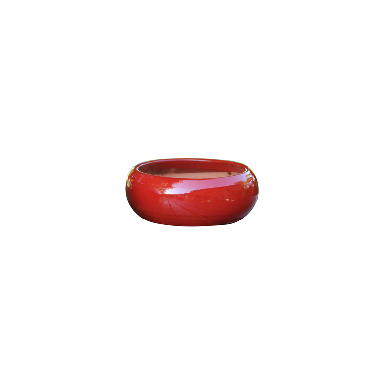 Coupe rouge gamme plume Ø 29 cm 402597