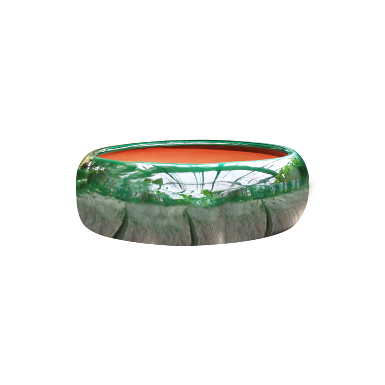 Coupe verte gamme plume Ø 29 cm 402599