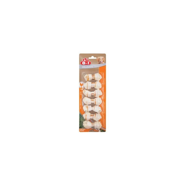 Friandises pour chien Delights 8in1 XS 7pièces 557490