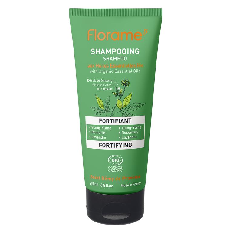 Shampoing fortifiant bio en tube de 200 ml 405052