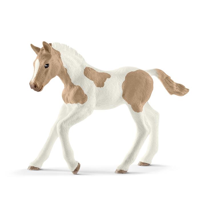 Figurine Poulain Paint Horse plastique 8x2,2x 7,9 cm à partir de 5 ans 607210