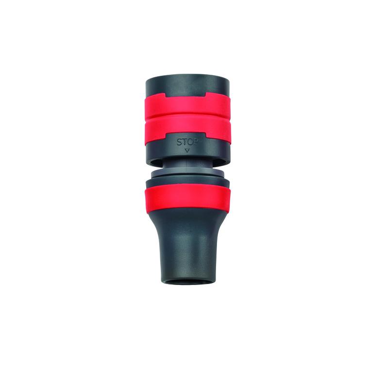 Raccord Aquastop Yoyo coloris rouge 406047