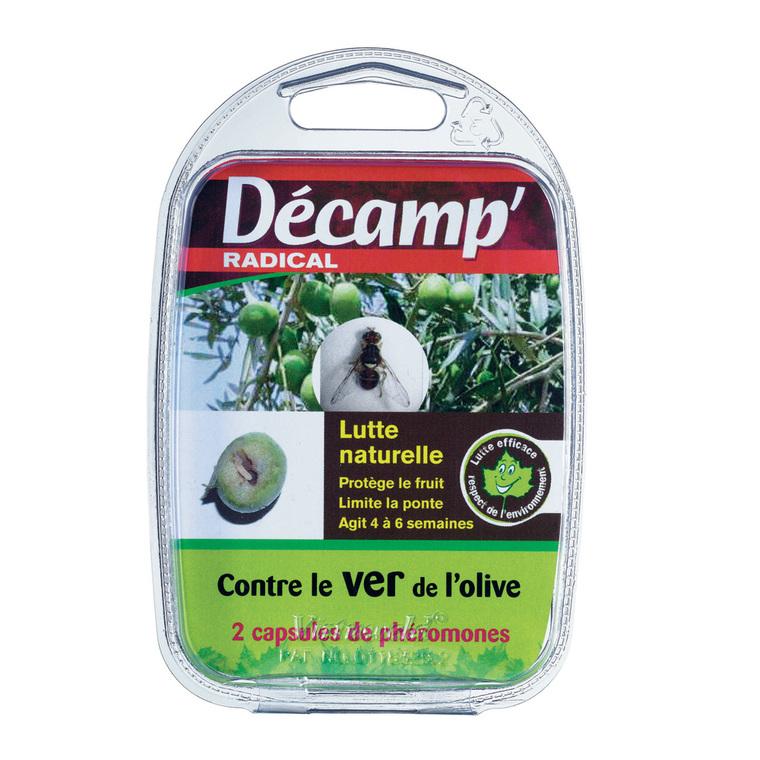Phéromone traitement biologique contre le ver de l'olive x2 40617