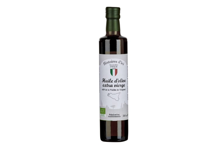 Huile d'olive sicilienne Bio - 500 ml 406437