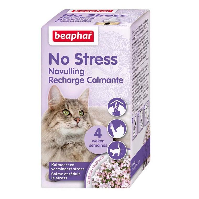 Recharge pour diffuseur Calmant No Stress pour chat 30 ml 407087