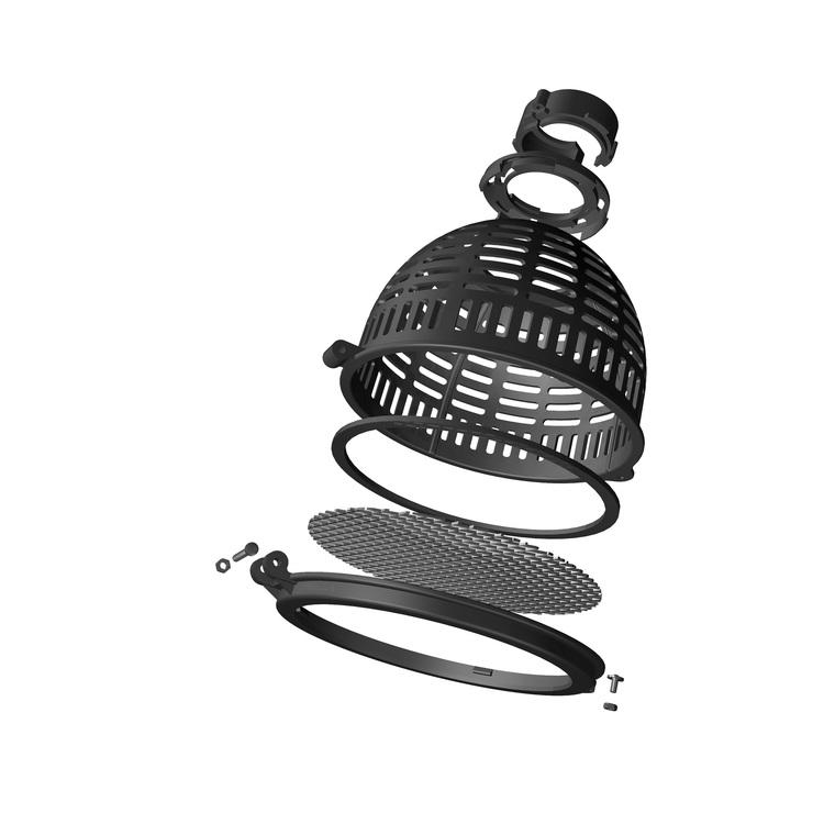 Tempprotect II light M Jbl noir Ø 100 mm 407091