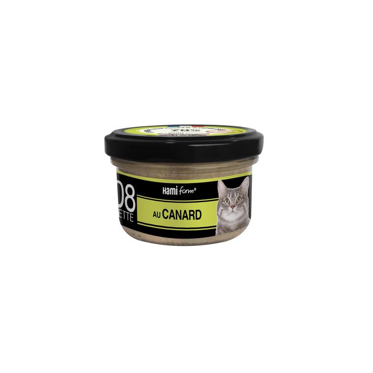 Cuisiné pour chat recette n°8 Canard 407752