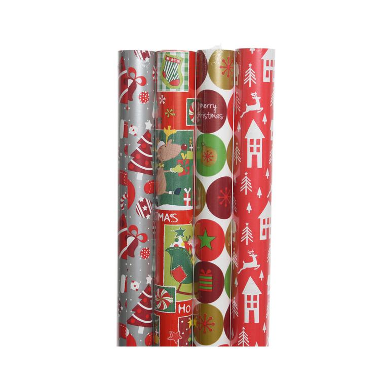 Rouleaux de papier cadeau XL - 70x500 cm 407908