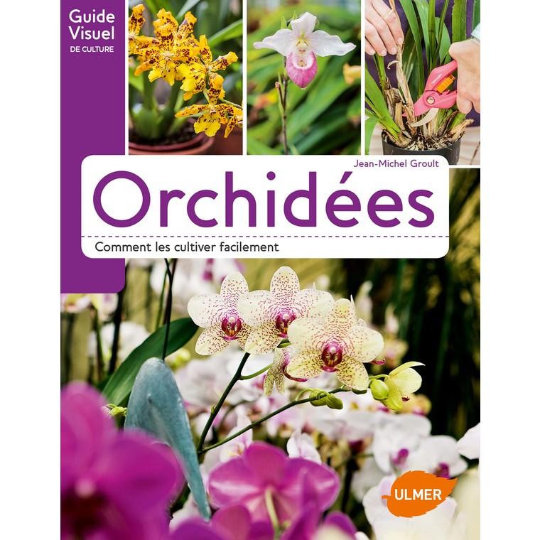 Orchidées 120 pages Éditions Eugen ULMER 407925