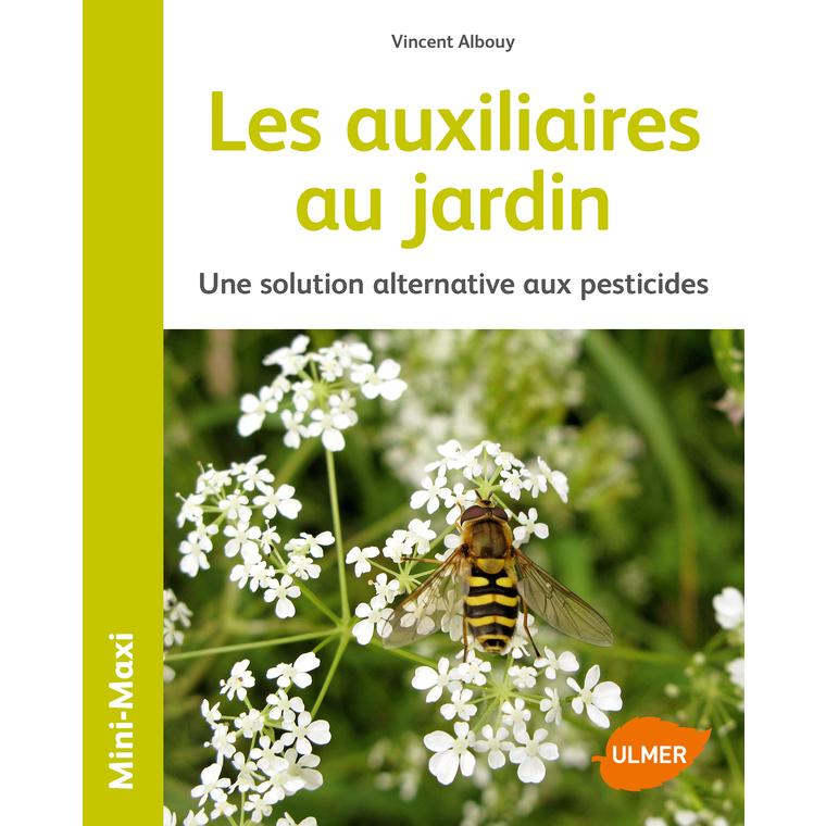 Auxiliaires au Jardin 64 pages Éditions Eugen ULMER 407933