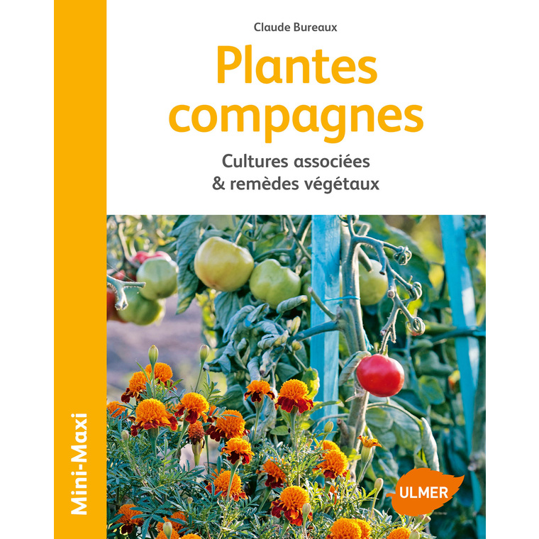 Plantes Compagnes 64 pages Éditions Eugen ULMER 407943