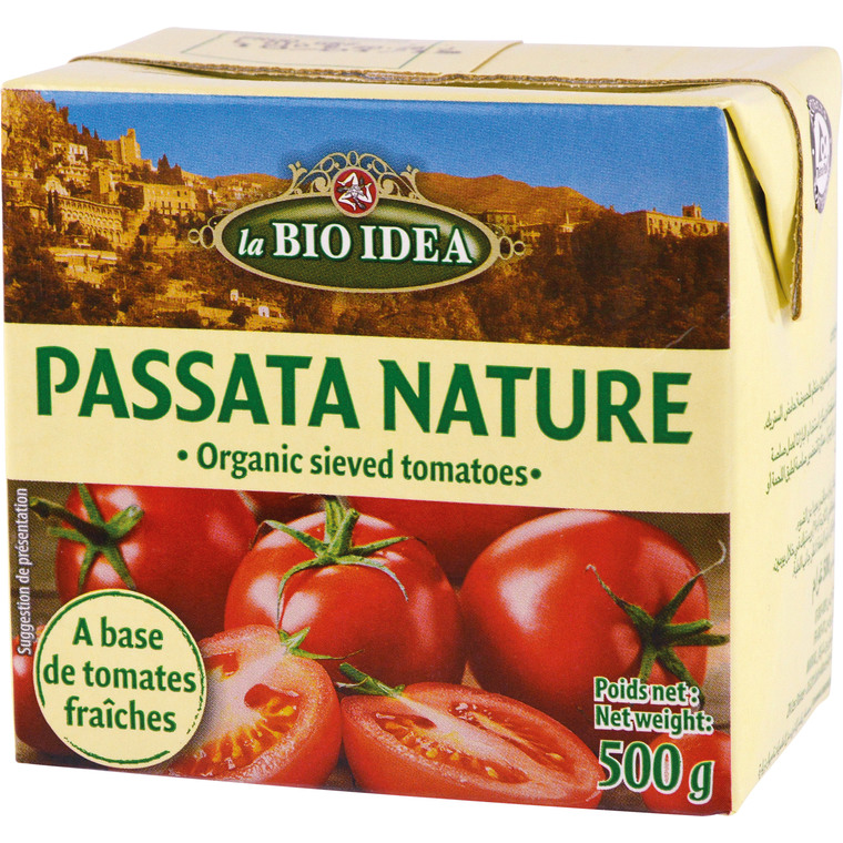 Passata nature 500 g 408450