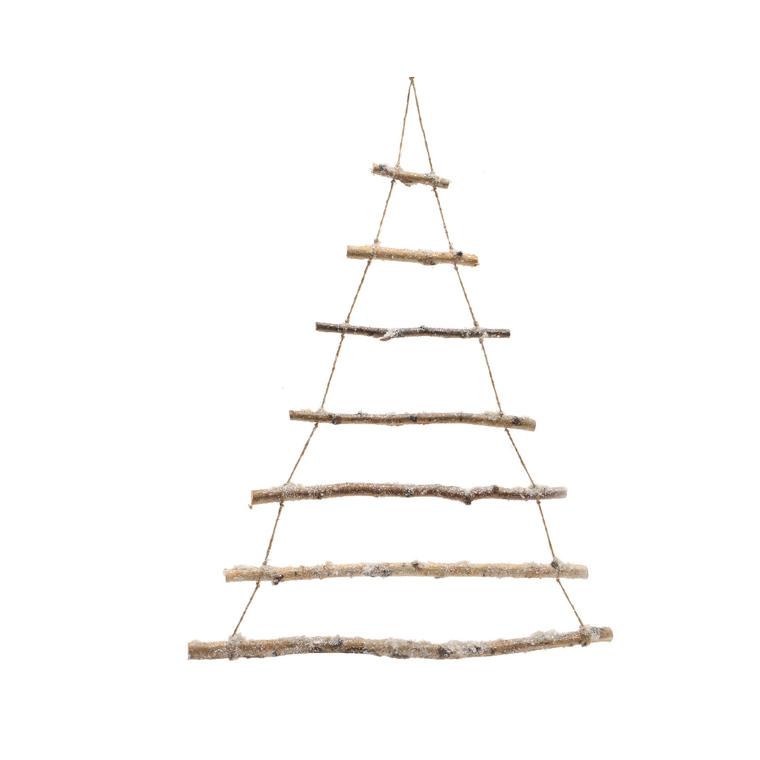 Arbre branche en bouleau - 70x90 cm 410170