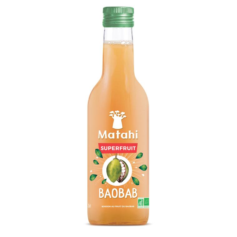 Superfruit Baobab Bio en bouteille de 25 cl 412942
