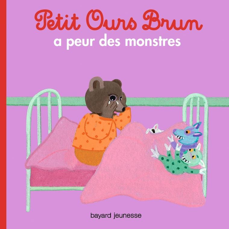 Petit Ours Brun À Peur des Monstres 2 à 4 ans Bayard Jeunesse 413824