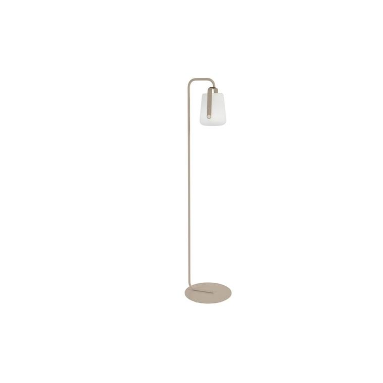 Pied simple beige pour lampe Balad Fermob Ø 35 x H 157 cm 415565