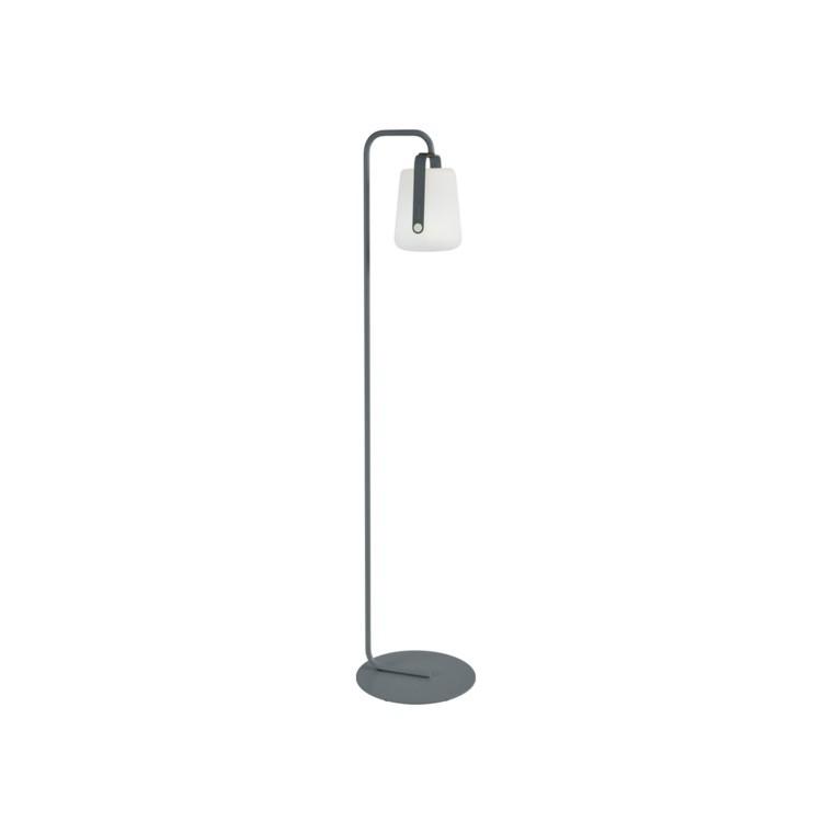 Pied simple gris pour lampe Balad Fermob  Ø 35 x H 157 cm 415566