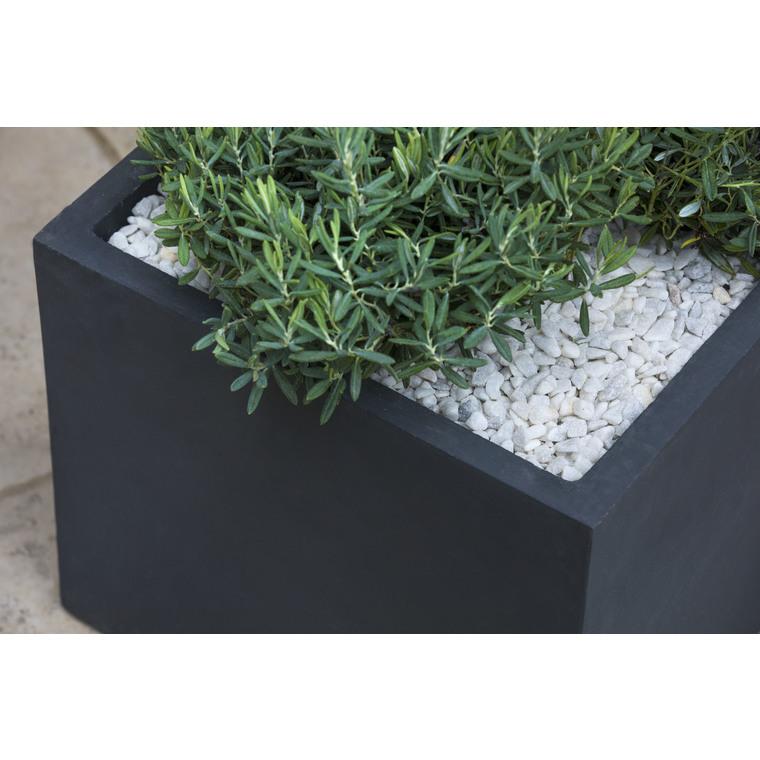 Graviers décoratifs de marbre de Carrare 7 à 15 mm en sac de 10 kg 415885