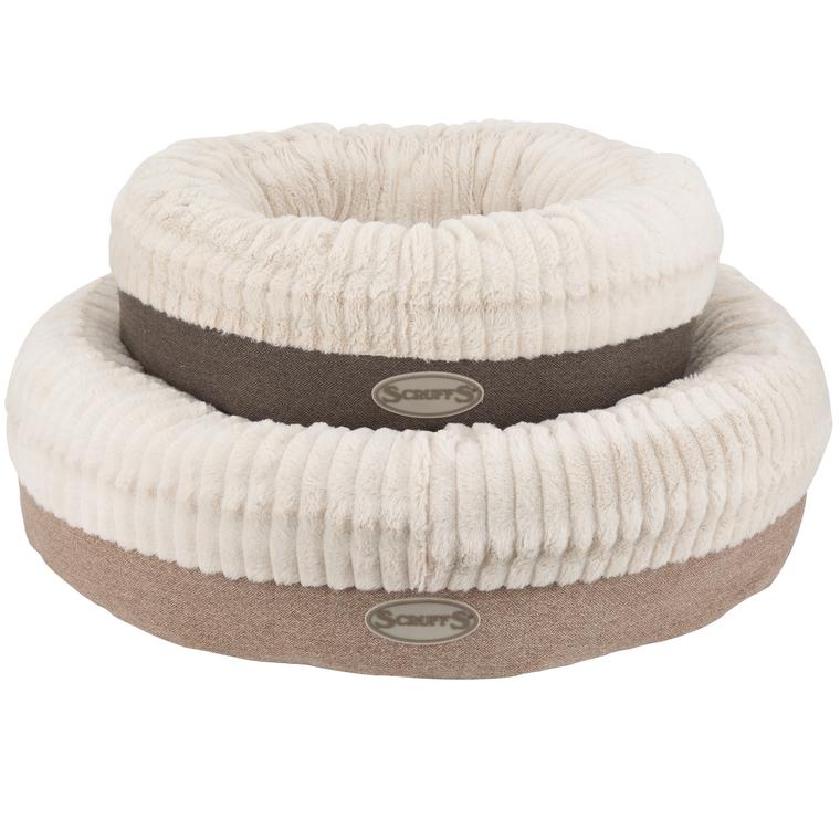 Corbeille ronde Scruffs Ellen beige - taille XL 416424