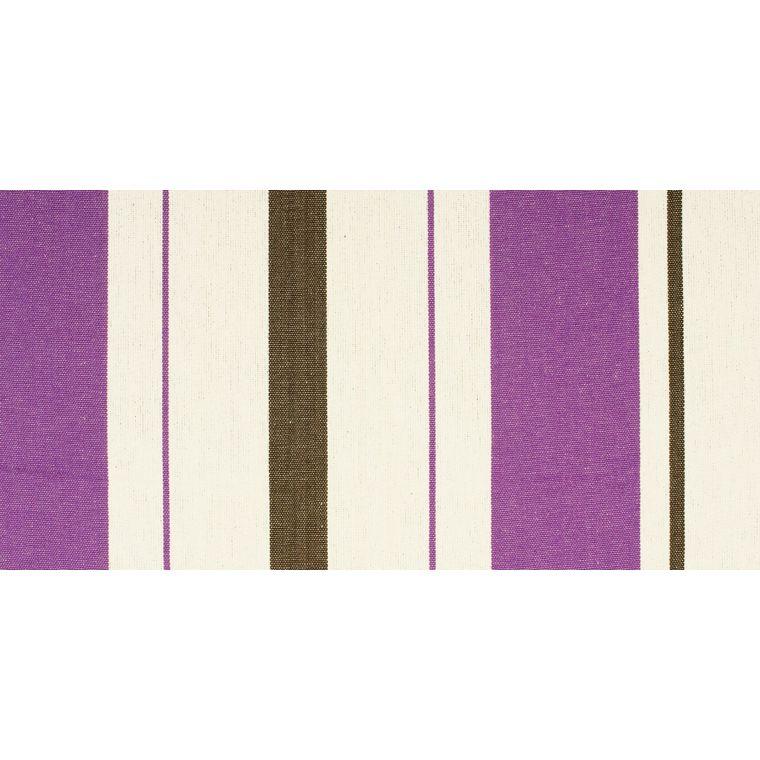 Hamac classique simple en coton caribeña purple 417004