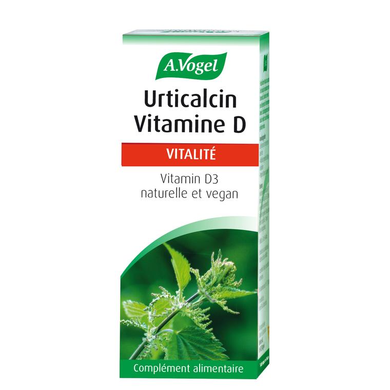 Urticalcin Vitamine D 18g 417048