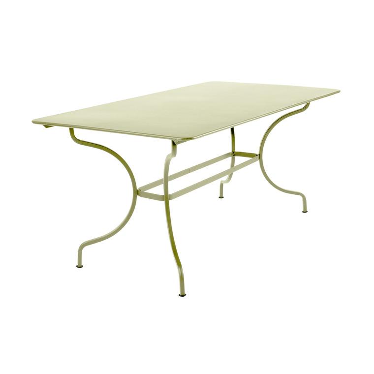 Table de jardin Manosque FERMOB Tilleul L160xl90xh74 417618