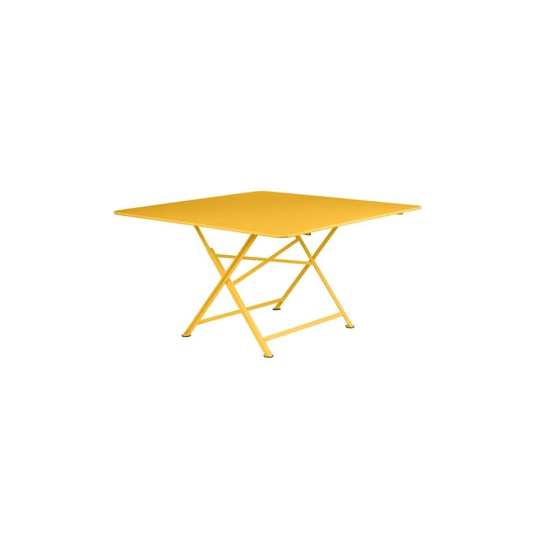 Table de jardin Cargo FERMOB Miel L128xl128xh74 417634